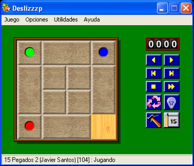 Pantallazo Deslizzzp
