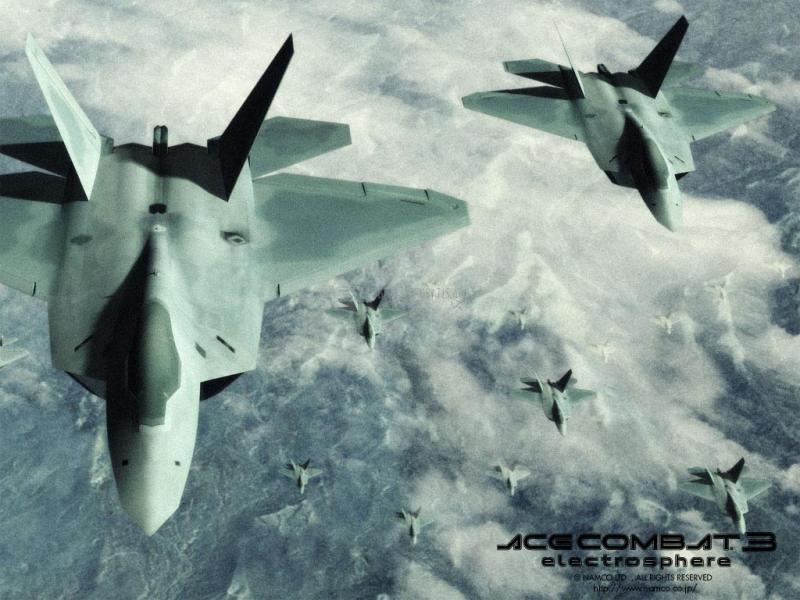 Pantallazo Fondo Ace Combat 3