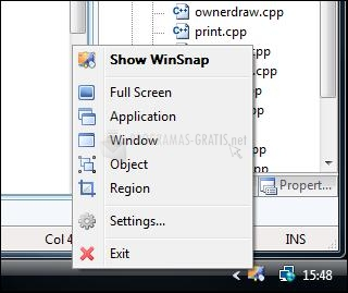 Captura Windows Snapshot Maker