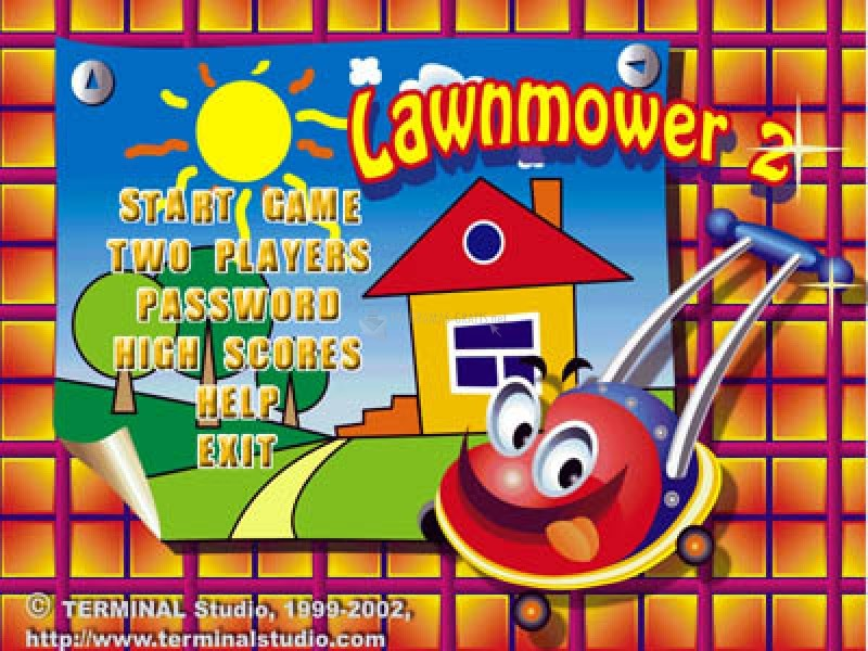 Pantallazo Lawn Mower
