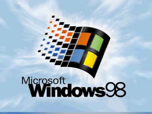 Pantallazo Disco de Inicio Windows 98 (OEM)