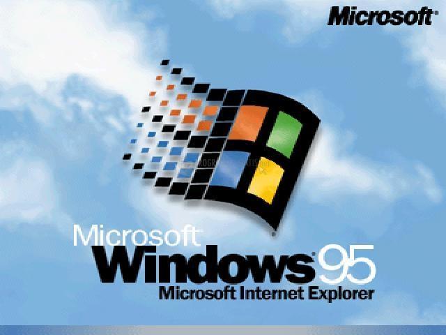 Pantallazo Disco de Inicio Windows 95