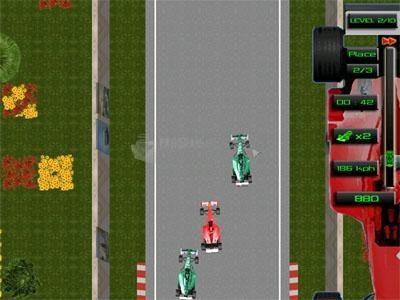 Pantallazo F1 Racing