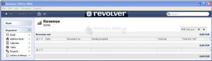 Pantallazo Revolver Office Pro