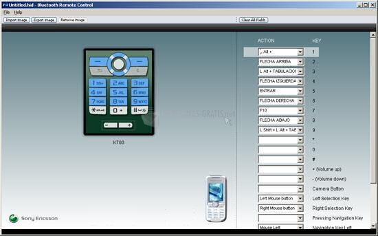 Foto Bluetooth Remote Control