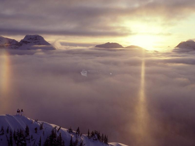 Pantallazo Sobre las Nubes