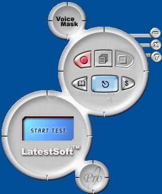 Pantallazo VoiceMask Pro