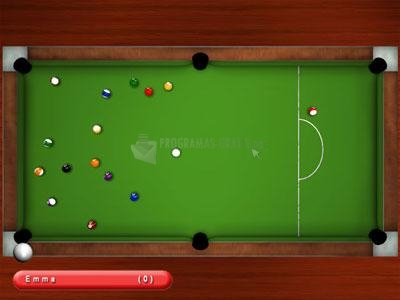 Pantallazo Kick Shot Pool