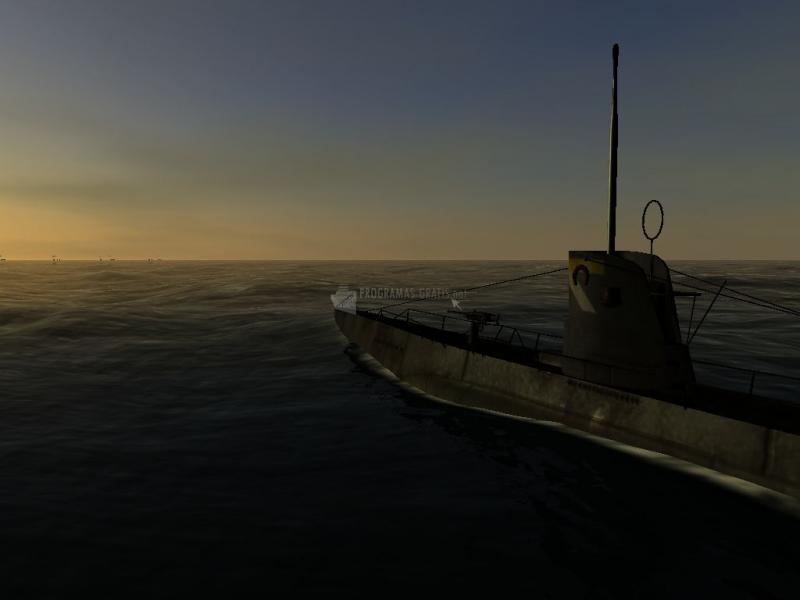 Pantallazo Danger from the Deep