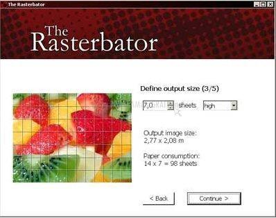 Pantallazo The Rasterbator