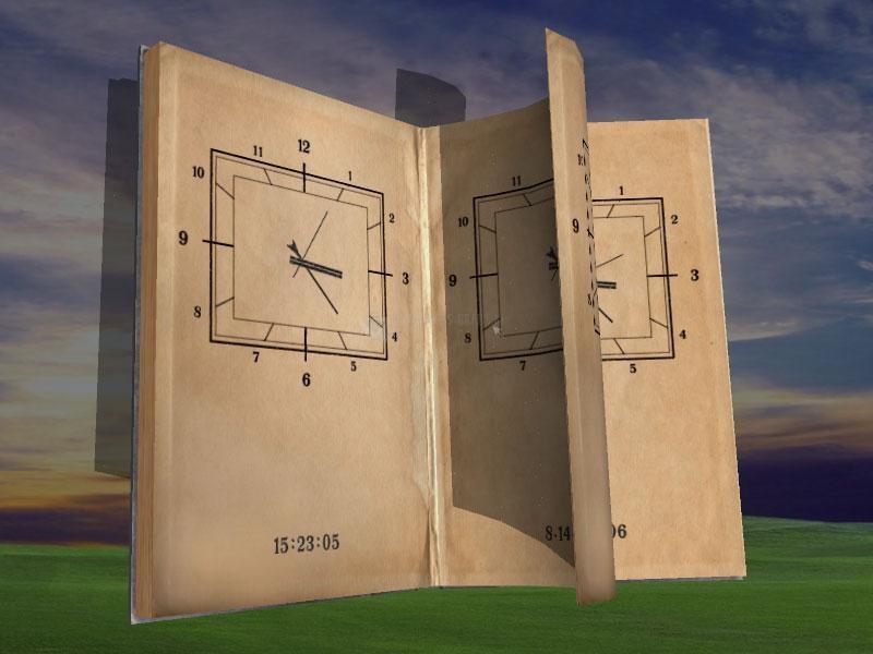 Pantallazo Magic Book 3D