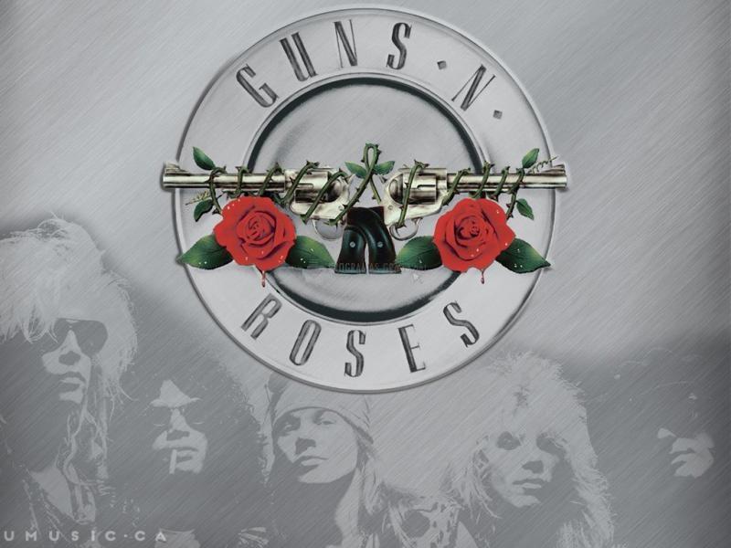 Pantallazo Fondo Guns N Roses