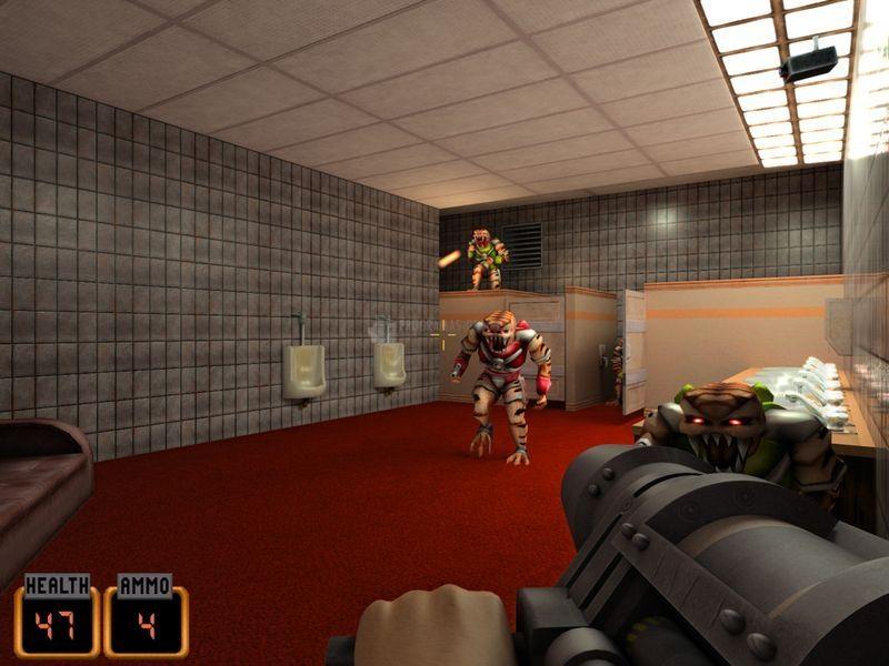 Pantallazo Duke Nukem 3D
