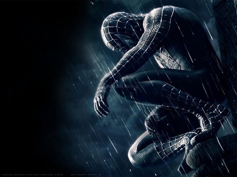 Pantallazo Spiderman 3