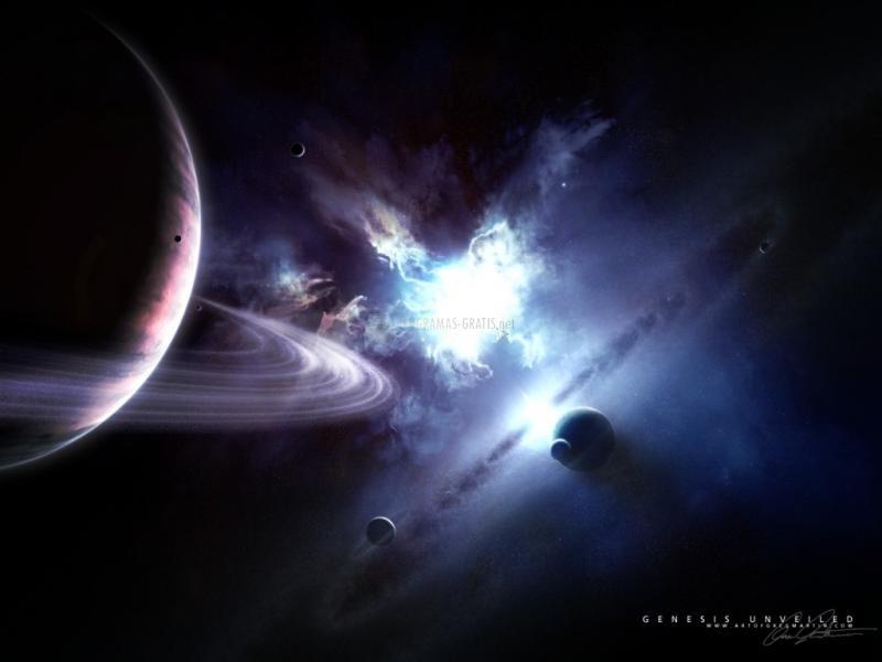 Pantallazo Genesis al Descubierto