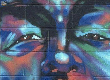 Pantallazo Graffetti Wallpaper Collection