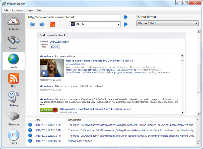 aplicacion para descargar videos de youtube para pc windows 7