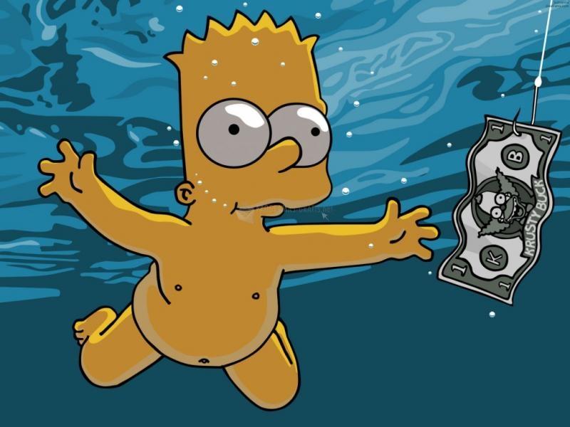 Pantallazo Nirvana Bart