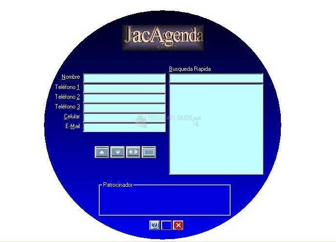 Pantallazo JacAgenda