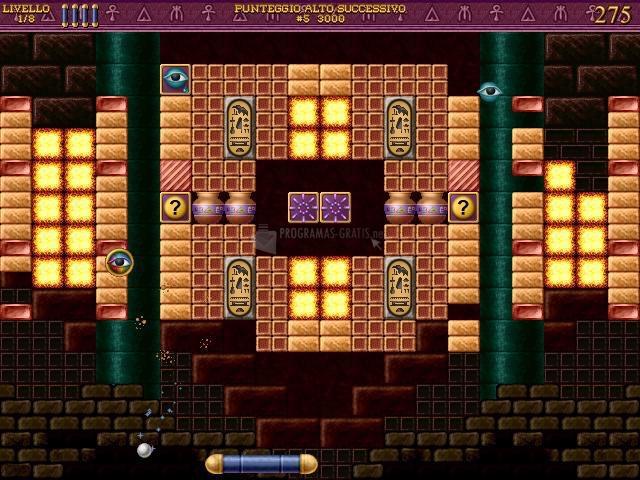 Pantallazo Bricks of Egypt 2 Deluxe