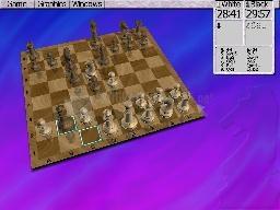 Pantallazo Shaag Chess