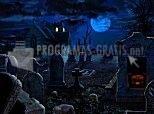 Pantallazo Free Screensaver 3D Halloween