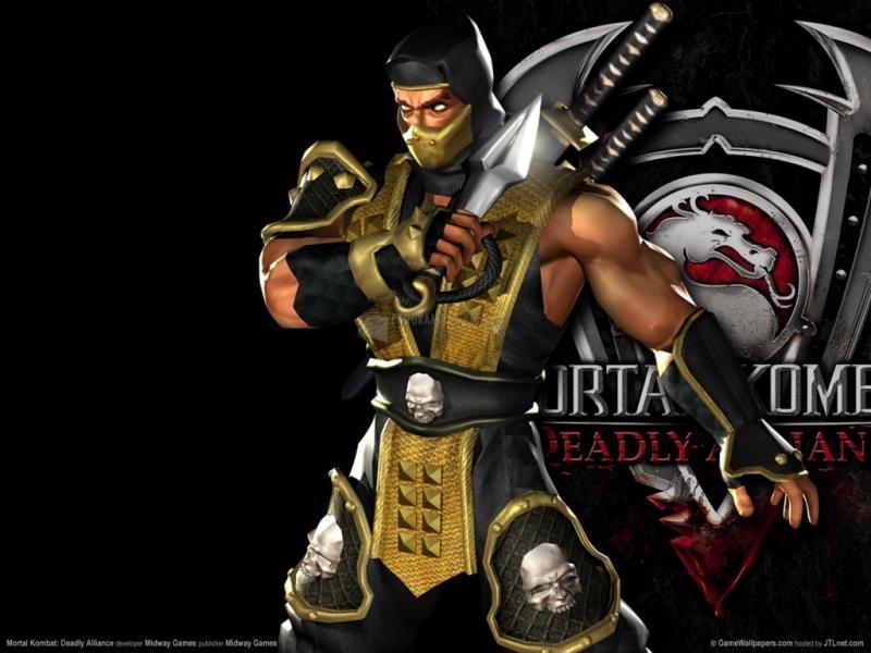 Pantallazo Mortal Kombat Deadly Alliance