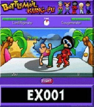 Pantallazo BattleMail Kung-Fu