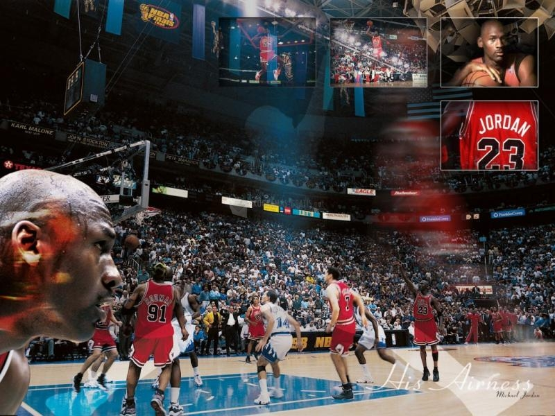 Pantallazo Michael Jordan: El Ultimo Tiro