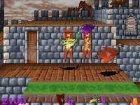 Pantallazo 3D Dragon Castle
