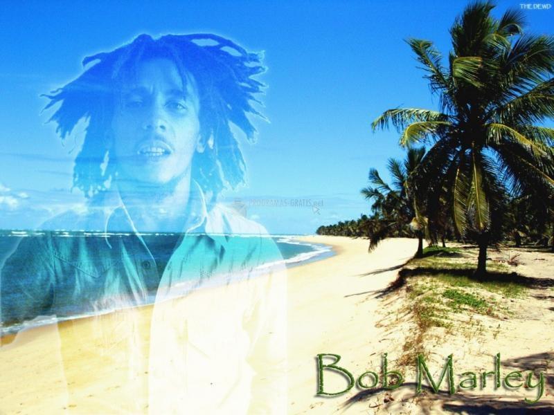 Pantallazo Fondo Bob Marley