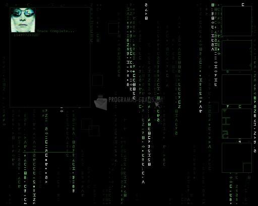 Pantallazo Matrix Saver