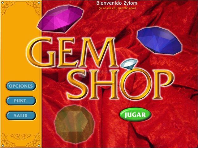 Captura Gem Shop Deluxe