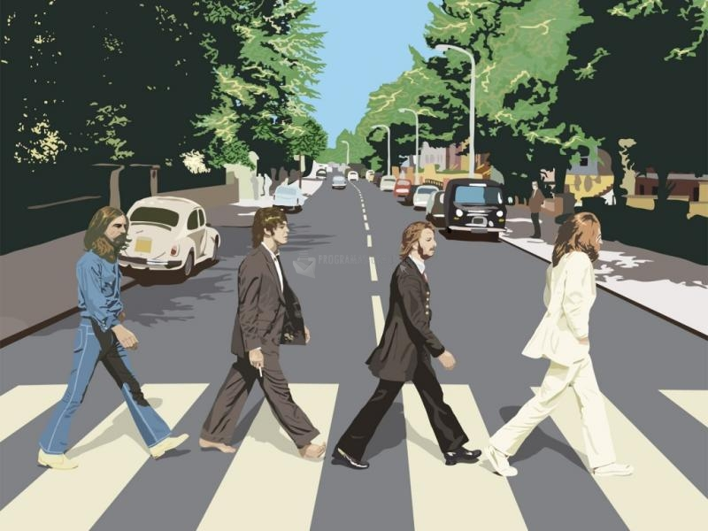 Pantallazo Abbey Road