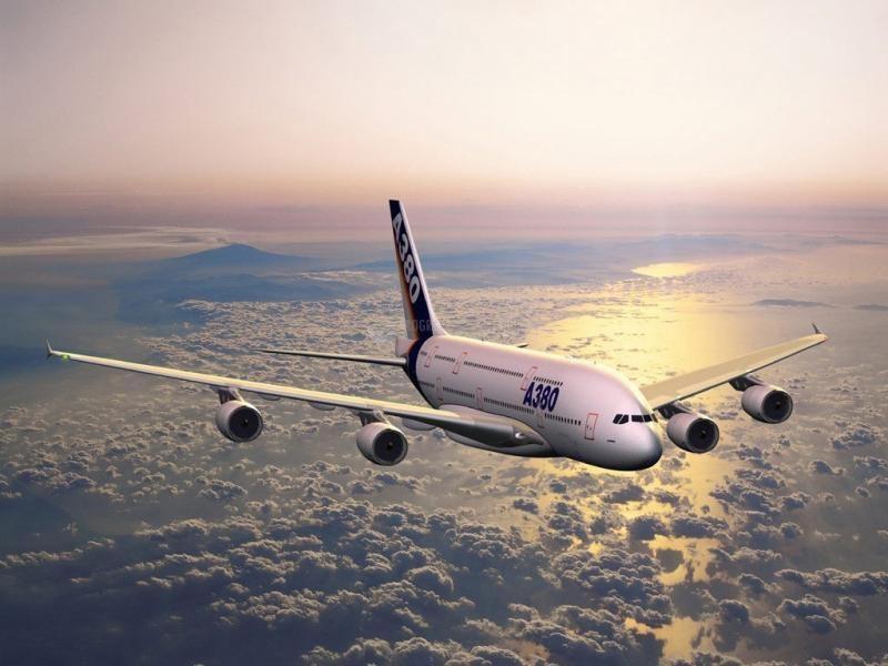 Pantallazo Airbus A380