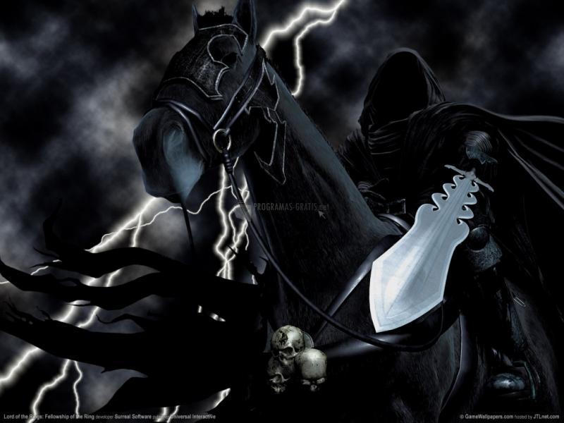 Pantallazo LOTR: El Caballero Negro