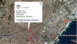Pantallazo Google Earth Pro