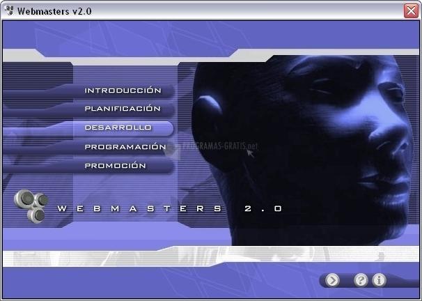 Pantallazo Webmasters Tutorial