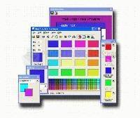 Pantallazo Finch Color Manager