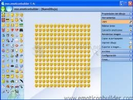 Pantallazo MSN Emoticon