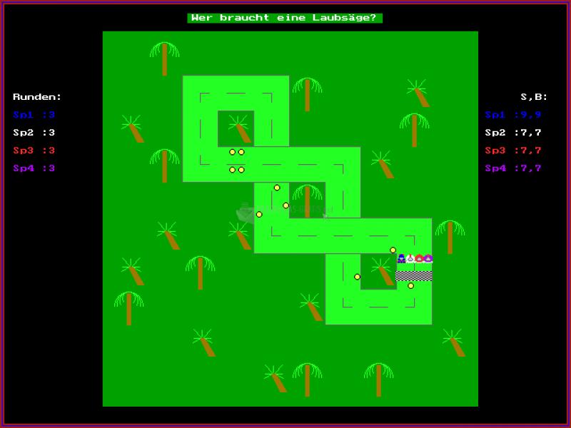 Pantallazo Battle Race