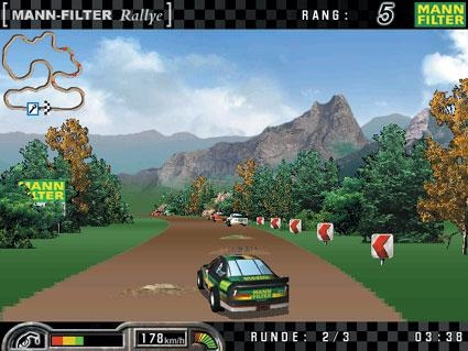 Pantallazo Mann-Filter Rallye