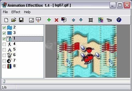 Pantallazo Animation EffectBox