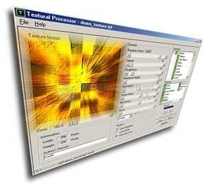 Pantallazo Texture Processor