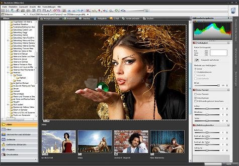 Pantallazo StudioLine Photo Classic