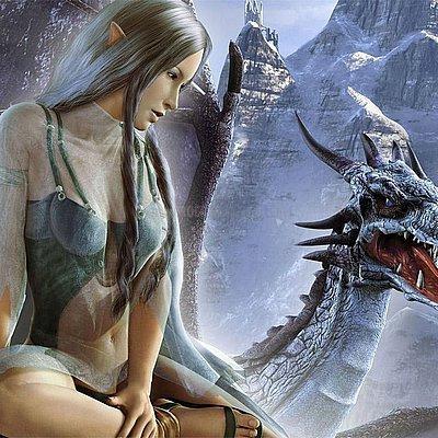 Pantallazo El Hada y el Dragon
