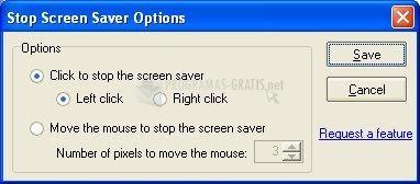 Foto Stop Screen Saver