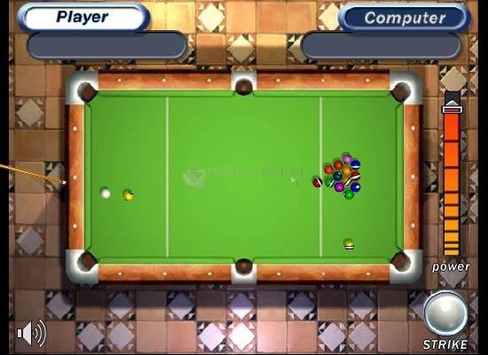 Pantallazo Real Pool Online