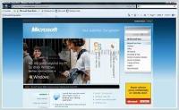 Pantalla Internet Explorer