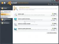 Pantallazo Avast! Free Antivirus